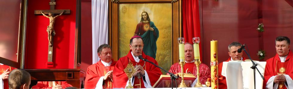 Strona parafii w Lecce