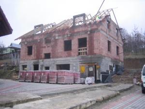 Budowa domu parafialnego