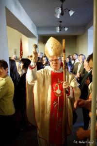 Uroczystość poświęcenia kościoła - 8.9.2013