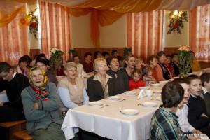 Spotkanie opłatkowe 2012